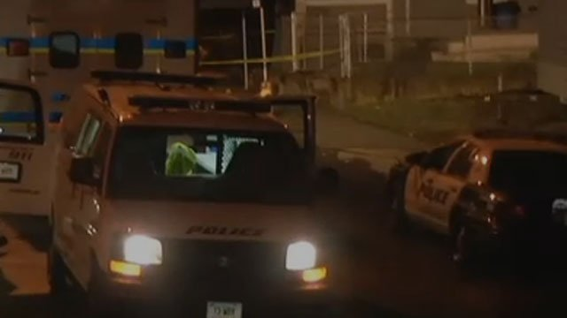 A 24-year-old man was killed after being shot in Waterbury on Monday. (WFSB)
