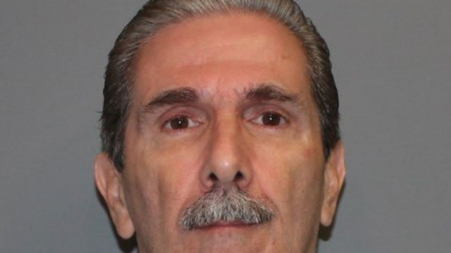 Randy Iannacone was charged with stealing a television in Connecticut 27 years ago. (Norwalk Police Department)