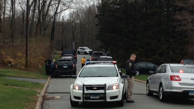 DEEP Emergency Response was called to an incident in Waterford. (WFSB)