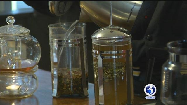 Whole Harmony Apothecary shows us the medical benefits of herbal tea. (WFSB)
