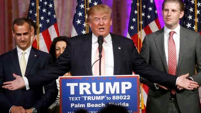Donald Trump (AP Images)