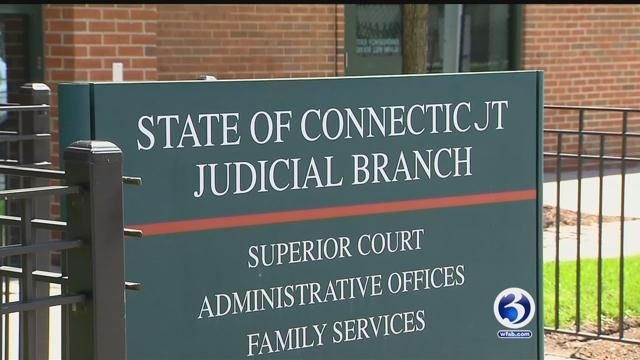 Judicial Branch employees received layoff notices on Thursday (WFSB)