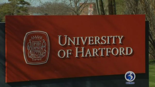 University of Hartford students were arrested in connection with assault on campus this weekend. (WFSB)