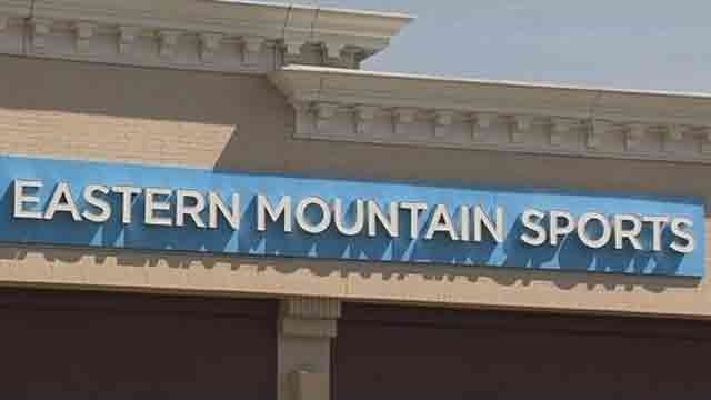 The parent company of Eastern Mountain Sports has filed for bankruptcy protection. (WFSB)