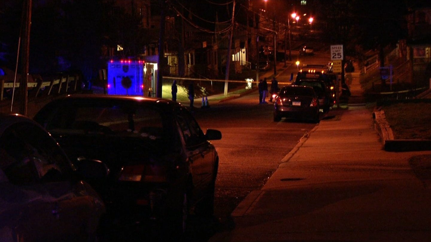 Meriden cops are investigating a shooting early Wednesday morning. (WFSB)