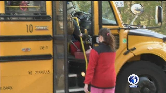 Two schools may close as part of a budget conflict with the Bristol Board of Education. (WFSB)