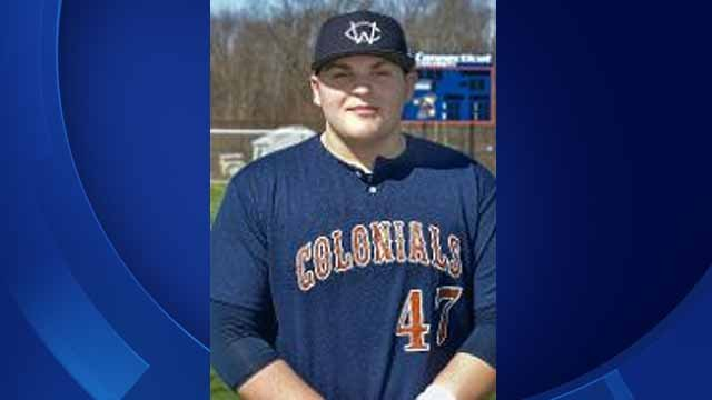 Michael Deangelo was killed in a car crash early Wednesday morning. (WCSU website)