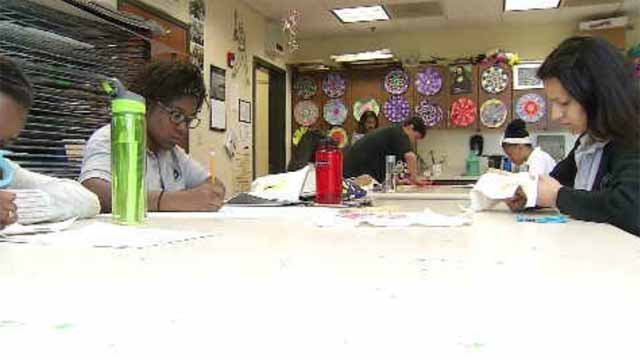 Connecticut International Baccalaureate Academy named top high school in CT. (WFSB)