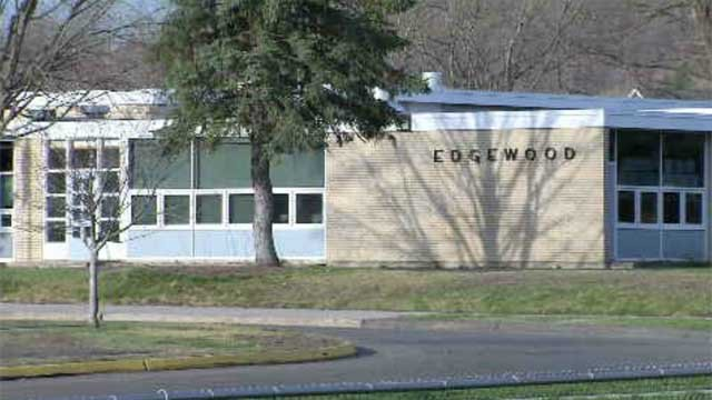 Edgewood School is one of the two schools reportedly mentioned during talks of school closures. (WFSB)