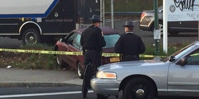 Hartford man arrested after leading police on pursuit. (WFSB)