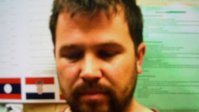 Owen R. Nelson was charged with daytime burglary at a home in the Haddam Neck. (CT State Police)