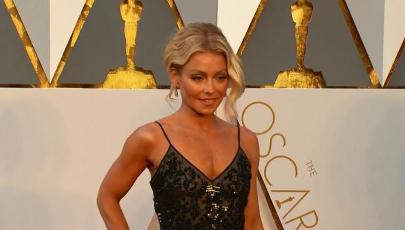 Kely Ripa staged a mini-protest against ABC last week, but will return to the air Tuesday. (Source: CNN)