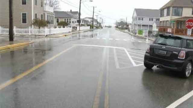 A bike path is coming to Old Lyme. (WFSB)