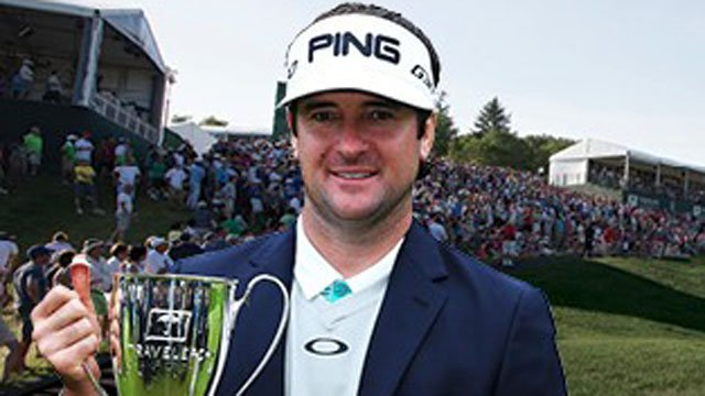 Bubba Watson committed to the 2016 Travelers Championship. (Travelers Championship photo)