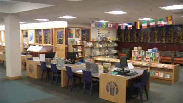 The Otis Library in Norwich is recognized as one of the top five public libraries in the nation, but they're facing a difficult new chapter. (WFSB)