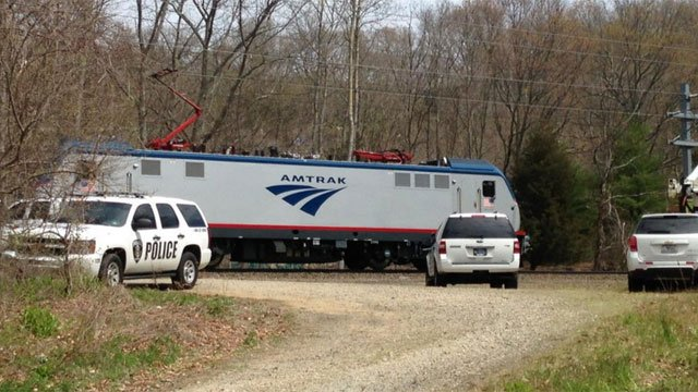 Trains are running, but police are still investigating after a trespasser is struck and killed in Guilford. (WFSB)