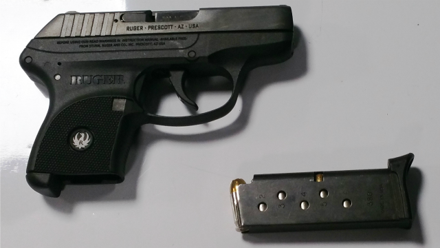 John Rodrigues was arrested after he attempted to bring a loaded gun through Laguardia airport. (Port Authority PD)