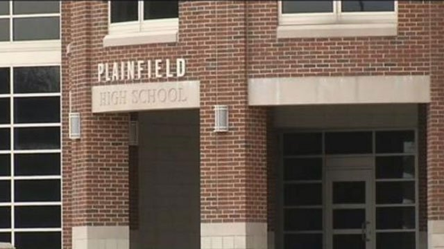 Police are investigating a criminal incident involving a Plainfield High School faculty member and a student. (WFSB)