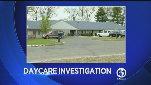 Police investigating reports of abuse at New England Preschool Academy in Windsor Locks. (WFSB)