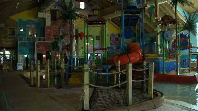 CoCo Key Water Resort closed its doors on Sunday, leaving more than 100 people jobless. (WFSB)