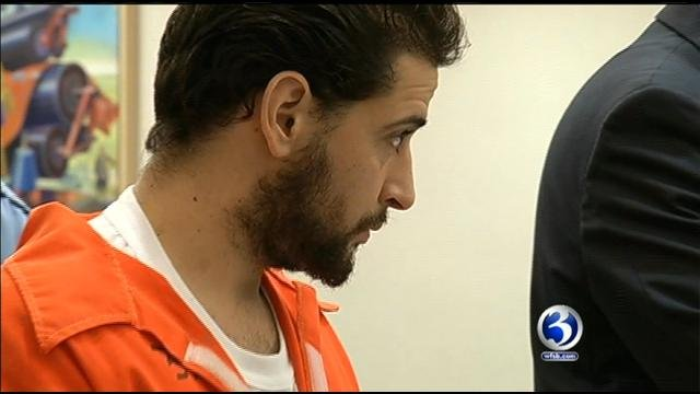 Carroll Bumgarner-Ramos during a previous court appearance. (WFSB file photo)