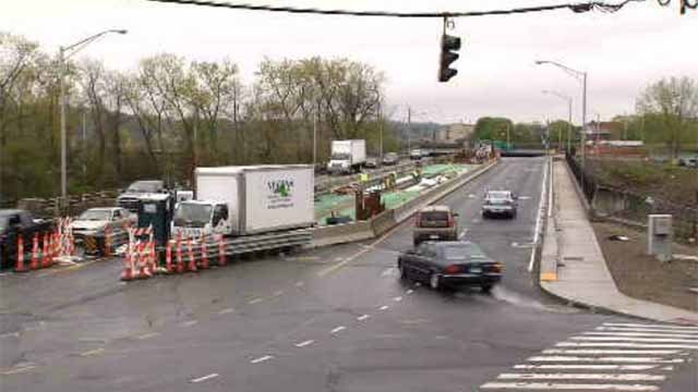 Bridge repairs close Derby bridge overnight for next 2 weeks (WFSB)