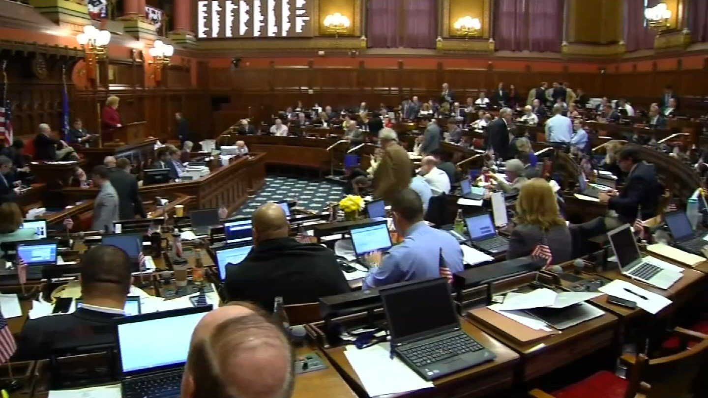Lawmakers have yet to agree on a state budget. (WFSB file photo)