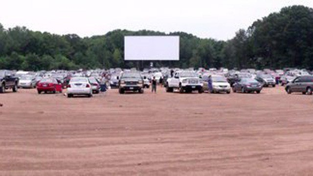 The Southington Drive-In. (Facebook photo)