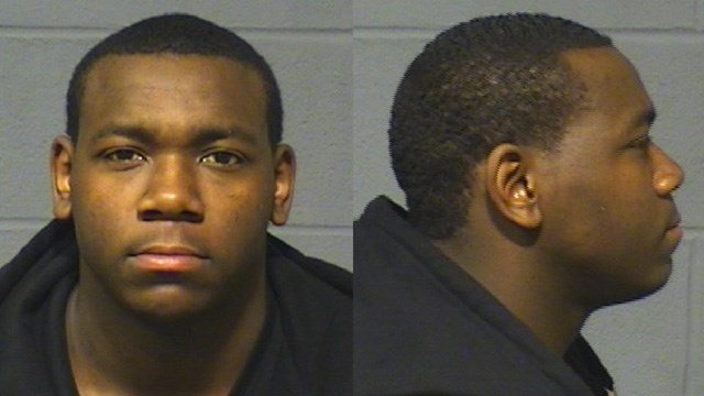 Alontre Coleman. (Hartford police photo)