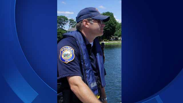 Sergeant Robert Myer (Westport Police)