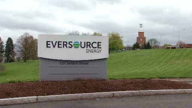 Connecticut lawmakers are seeking a review of Eversource's response to the wind storm. (WFSB file photo)