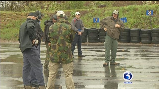 State police gun range facility has flooding problems(WFSB)