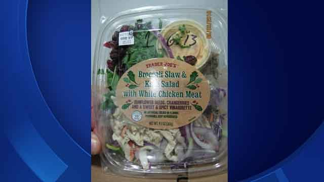 Trader Joe's Broccoli Slaw & Kale Salad (United States Department of Agriculture Food Safety and Inspection Service)