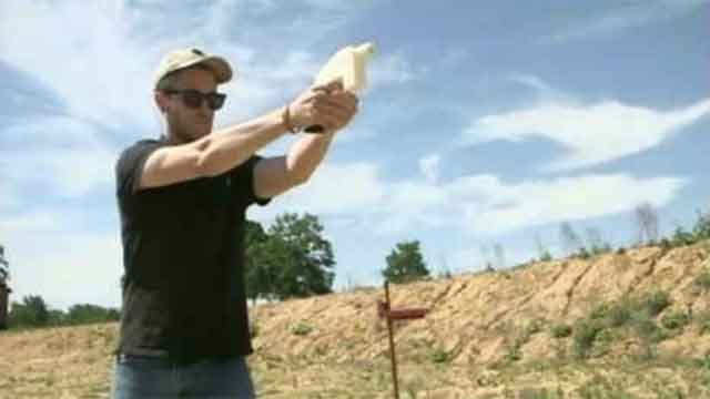 Zip guns are becoming easier for people to make. (WFSB)