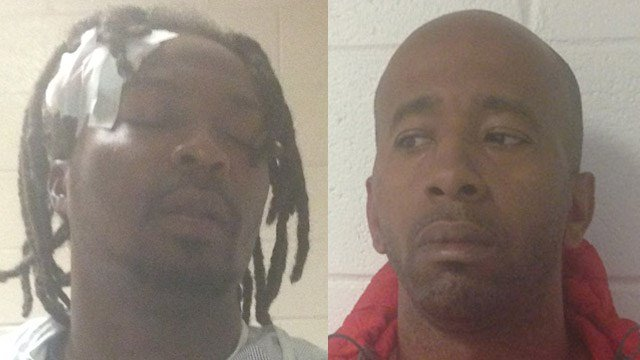 Antonio Freeland and Michael Lundy. (State police photos)