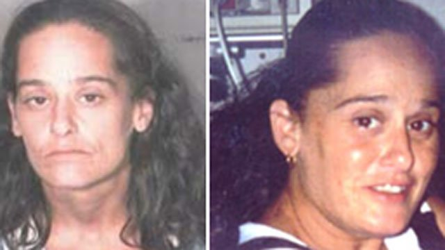 Police released these photos of Lisa Ann Calvo, who went missing in 2005. (New Haven Police Department)