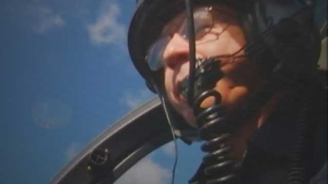 Richard Magner was hired in June of 1985 as the first pilot of Life Star. (WFSB file)