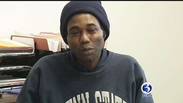 Bloomfield veteranClayton Gordon is possible deportation. (WFSB)