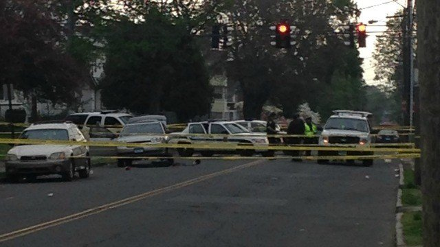 A person was killed in a deadly crash Sunday morning.
