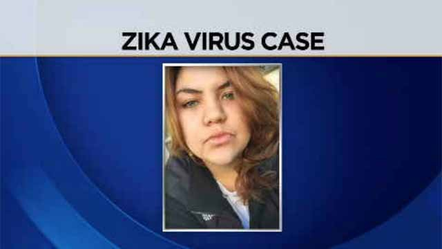 Sara Mujica is a pregnant woman from Connecticut who has tested positive for Zika virus. (WFSB)