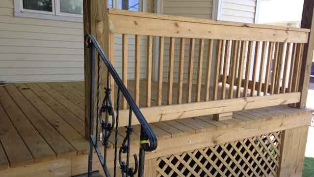 Bristol residents say bikes are being stolen right off their front porches (WFSB)
