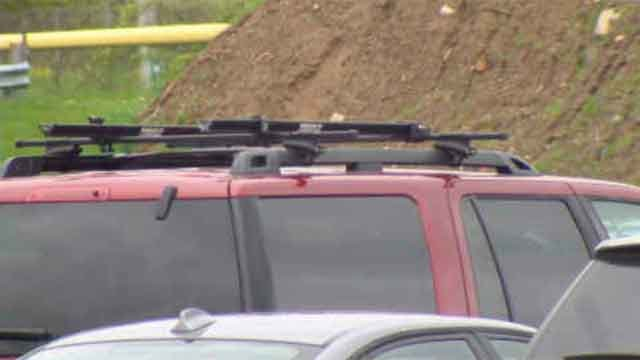 A new Berkeley lab report shows roof racks, even unloaded ones, were responsible for nearly 1 percent of annual fuel consumption in average cars. (WFSB)