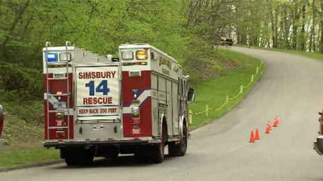 Injured hiker reported at Talcott Mountain State Park in Simsbury (WFSB)