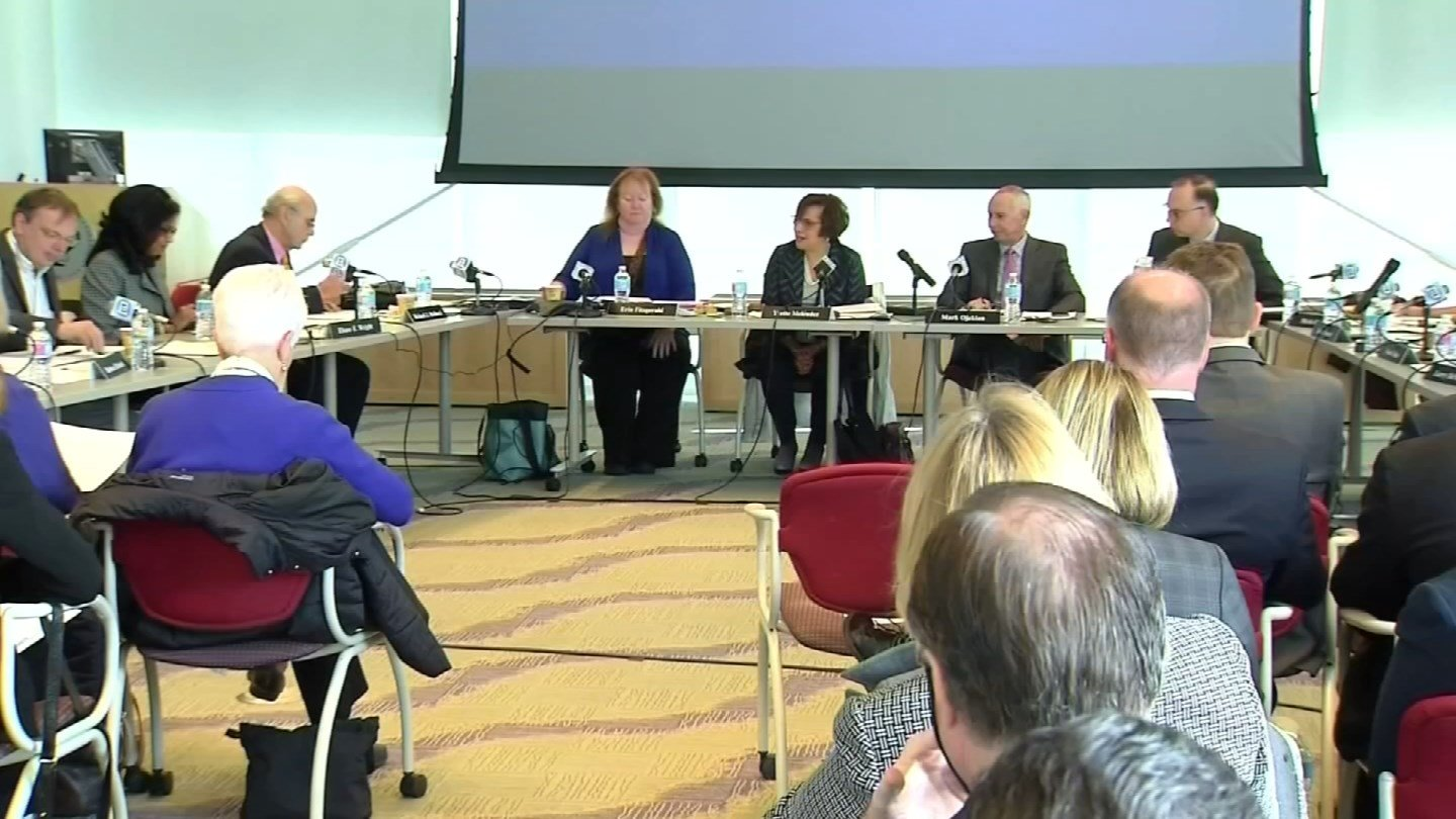 The Board of Regents will hear CSCU budgets starting Wednesday. (WFSB file photo)