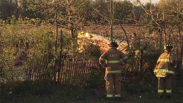 Small plane crash reported near Simsbury Airport (WFSB)