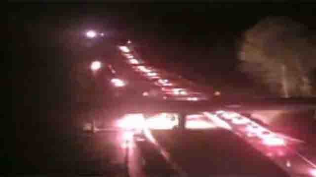 Crash causes delays in Old Lyme (WFBS)
