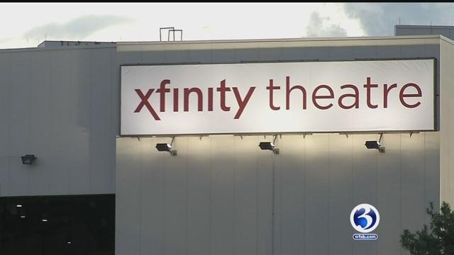 Underage Drinking At Xfinity Theater Show Friday Night