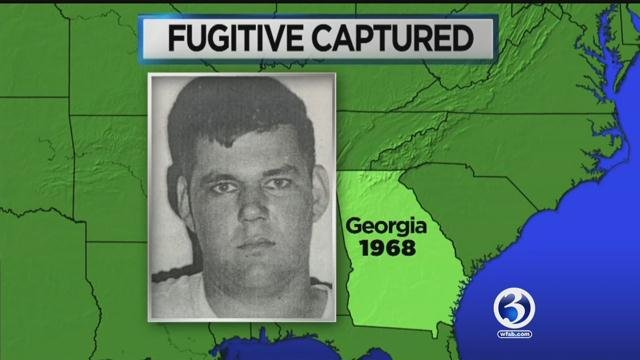 Robert Stackowitz was arrested after it was discovered that he was an escaped convict from Georgia. (WFSB)