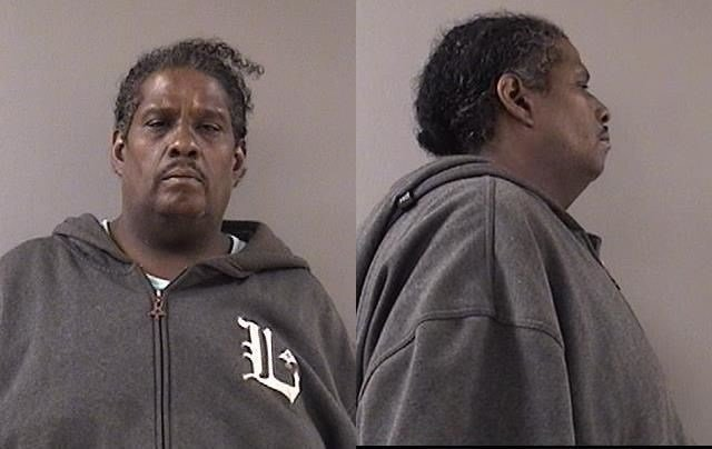 Jeffrey Alston, arrested by Wallingford police on burglary charges.  (Wallingford Police Dept.)