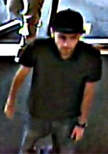 Suspect 2 connected to credit card theft. (Fairfield Police Dept.)
